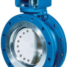 Flowseal brand triple offset butterfly valve