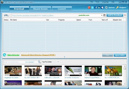Apowersoft Streaming Video Recorder 4.3.5
