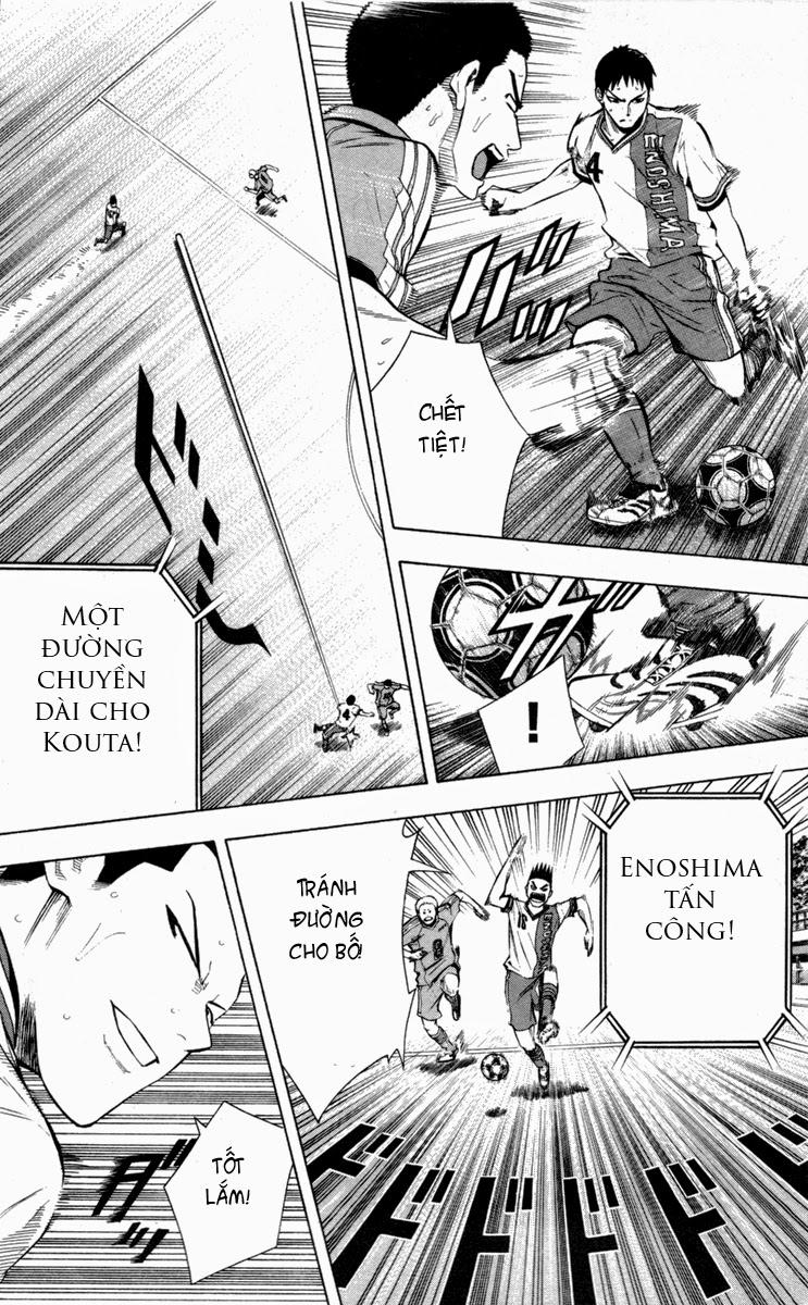 xem truyen moi - Area no Kishi - Chapter 89
