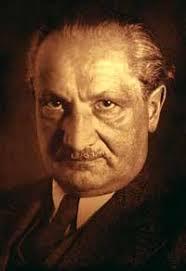 Hablan los filósofos. Martin Heidegger