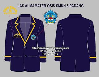 JAS ALMAMATER SMK 5 PADANG