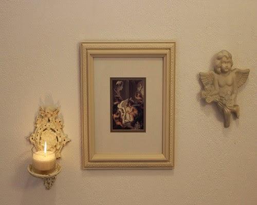 Favorite things home decor bathroom angel decor brings for Favorite things home decor