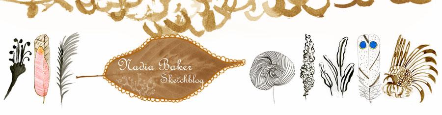 Nadia Baker Sketchblog