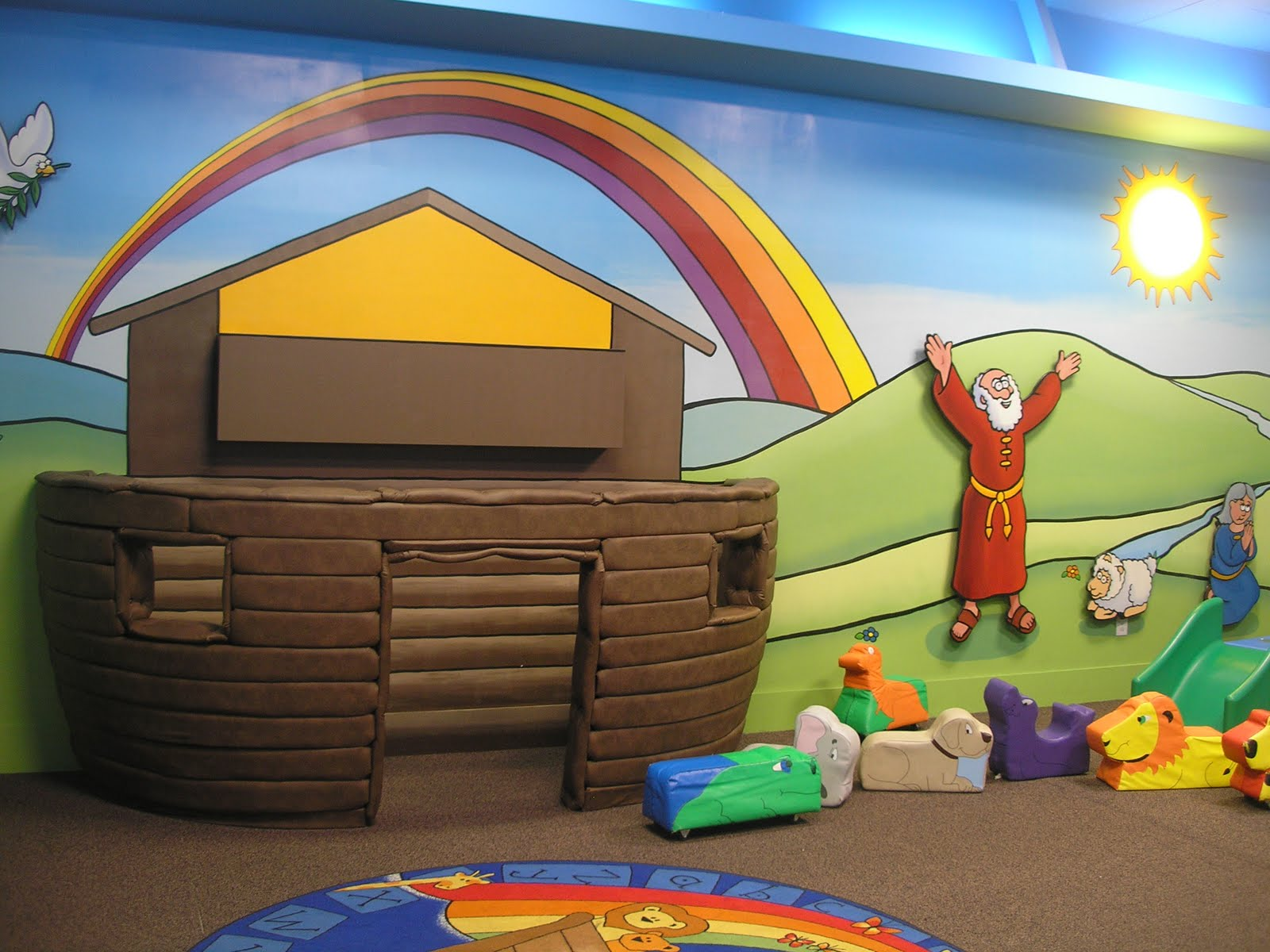 Sunday School Classroom Design Ideas ~ Churches on sundays august