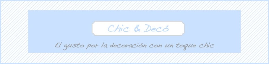 Chic &amp; Decó