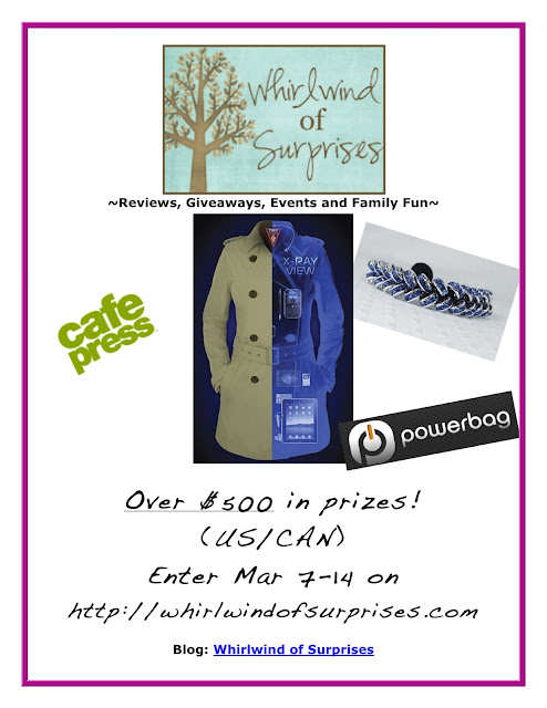 #Win $540+ in #Fashion prizes in our Spring Fashionista #Giveaway, #fashionistaevents