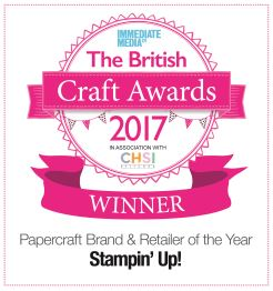 British Craft Awards 2017 Winner