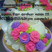New Product : Steam Buttercream Cake