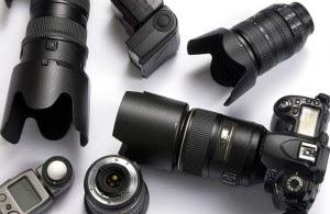 cara service Kamera DSLR