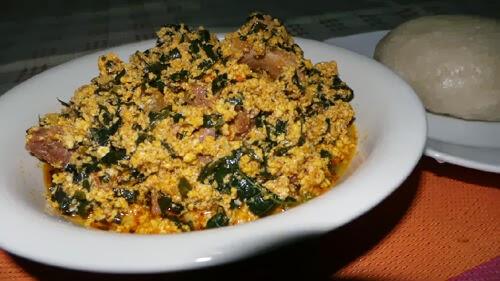 Egusi soup recipe