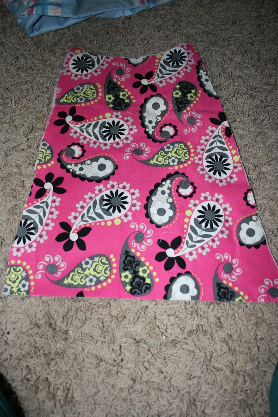 Md Designs Baby Sack Dress Tutorial