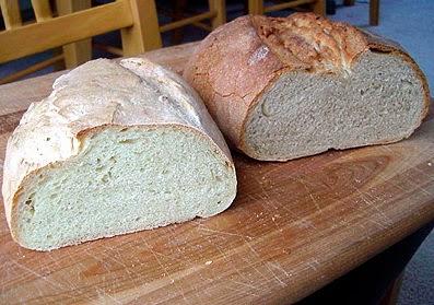 cara membuat roti kering lembut