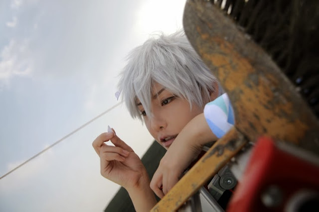 gintoki cosplay - photo #29