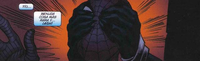 gata negra dándole por detras a spiderman