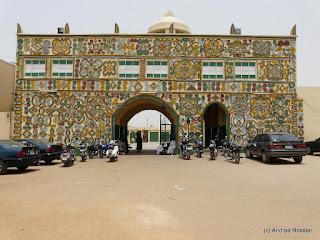 Reisen Afrika Nigeria Zaria