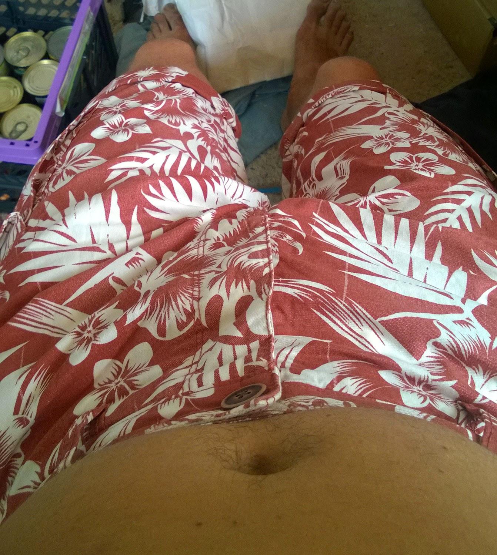 Lovely new shorts