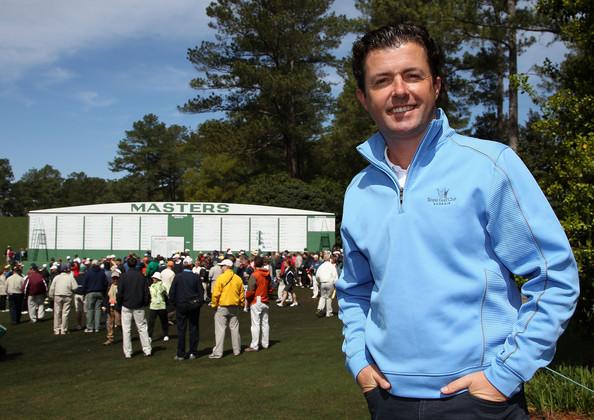 The Irish Golf Club Gazette Presenters Shane O Donoghue