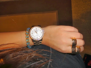 Clothes & Dreams: bracelet watch ring