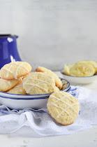 La burrica recomienda: Cookies de limón