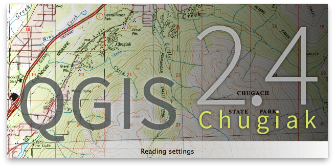 Georeferencing using QGIS (Scanned maps, aerial photos, ..)