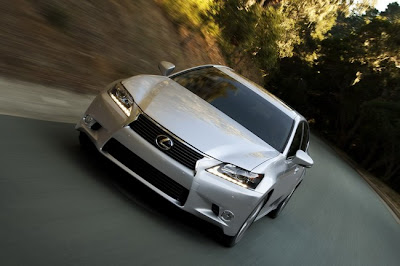 new lexus gs