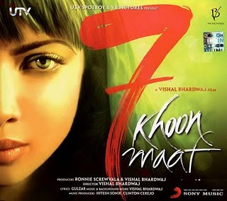 7 Khoon Maaf 2011 Hindi Movie Watch Online