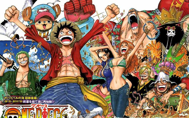 One Piece วันพีช ฤดูกาลที่ 15 (ตอนที่ 517-578) ซับไทย
