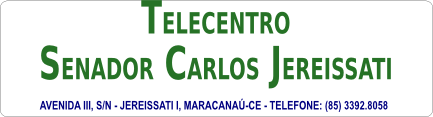 Telecentro Senador Carlos Jereissati