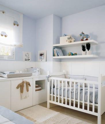 Ideas para decorar el dormitorio del beb ideas para for Ideas para decorar el cuarto del bebe