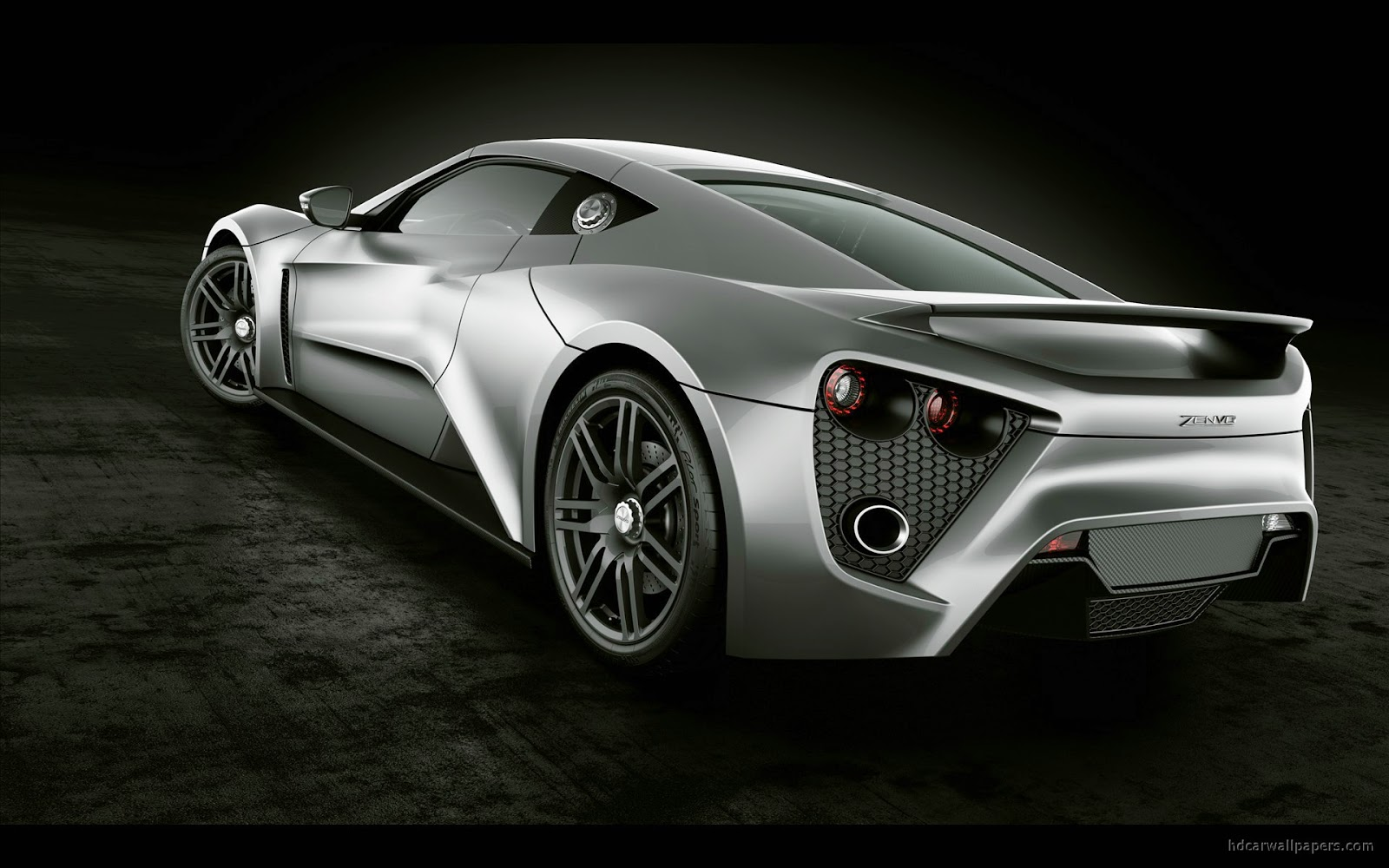 The Zenvo ST1 Supercar is Denmark'-s First Car