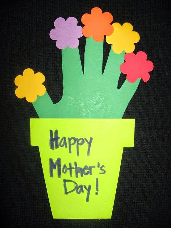 Открытки для дня матери своими руками для детей