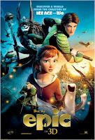 Epic: El reino secreto (2013) online y gratis