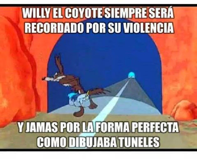 Willy el coyote