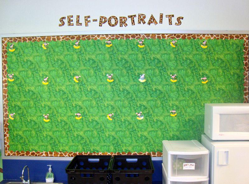 Classroom Decorating Ideas With Zebra Print ~ Jungle safari themed classroom ideas printable
