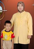 Zidan dan Mamak