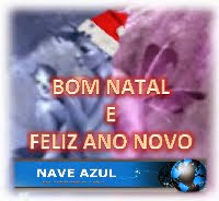 Logo da NAVE AZUL: