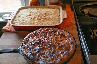 potluck pies
