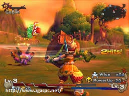 Free Download Games Dawn of mana PS2 For PC Full Version  ZGASPC