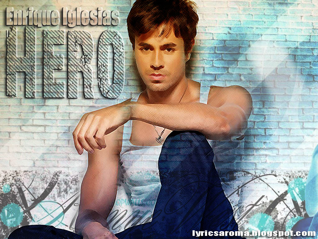 Enrique Iglesias Hero Guitar Chords