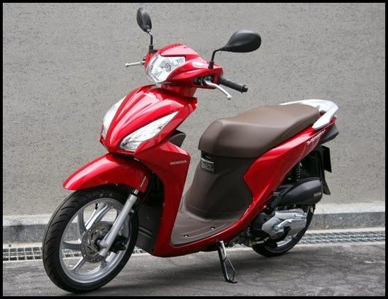 Apakah ini New Honda Spacy?