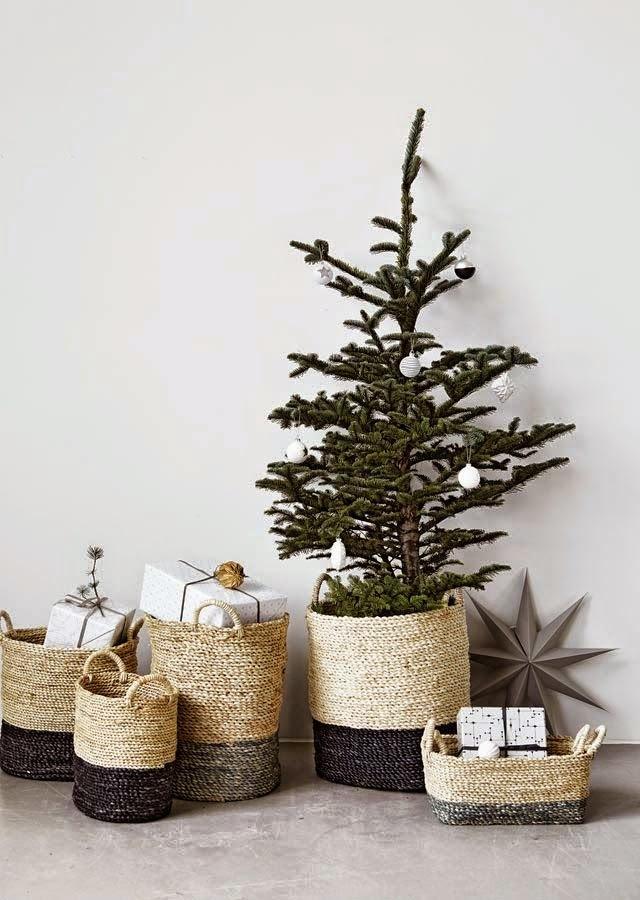 arvore-natal-decoracao-rustica-cesto