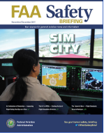 FAA Safety Briefing Magazine - November - December
