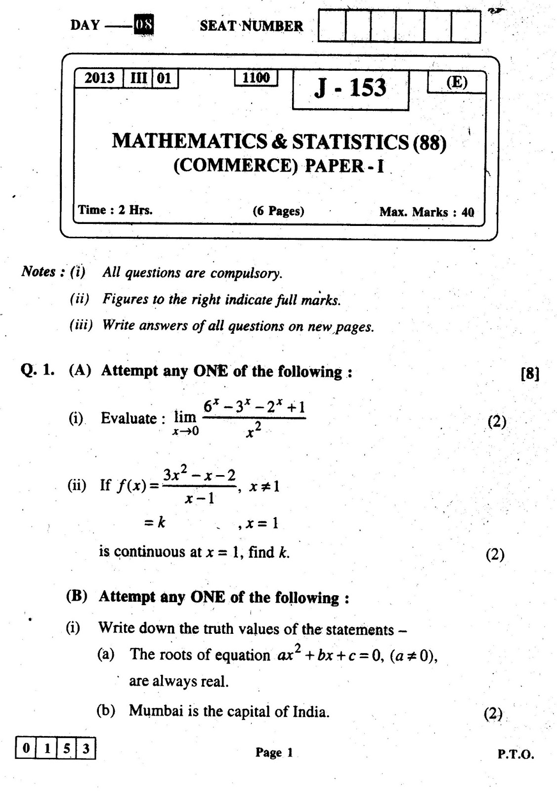 omtex classes chemistry october 2013 board question paper