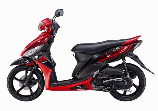 Yamaha Mio J FI CW Red