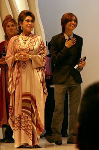 2010 MIFW MALAYSIAN INTERNATIONAL FASHION WEEK : FASHION DESIGNER OF THE YEAR 2010