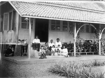 Rumah Bupati Sumedang Pangeran Aria Suriaatmaja 1915-1922