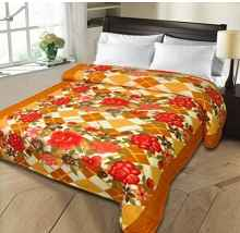 Buy Christy Collection Super Soft Cotton Blend AC Double Blanket at Rs.199 : Buytoearn