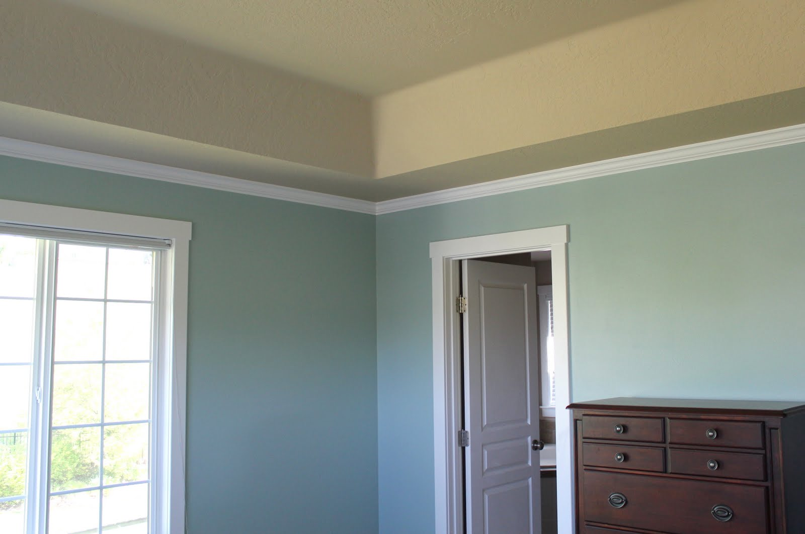Wythe Blue Sherwin Williams Crafty Sisters Paint Choices