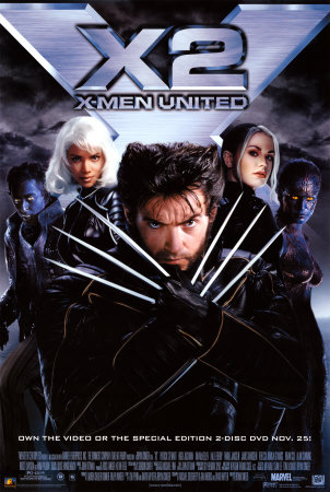 X-MEN 2 เอ็กซ์ เม็น ศึกมนุษย์พลังเหนือโลก ภาค 2 HD 2003 FullHD1080p
