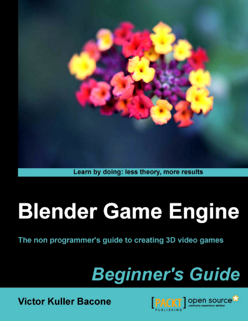 Blender Game Engine Cover